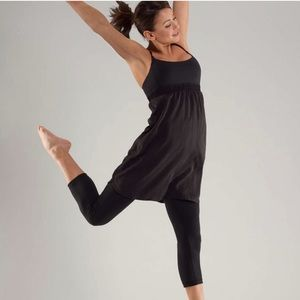 Lululemon Bliss charcoal dress